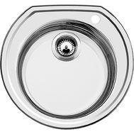 Кухонная мойка Blanco Rondoval нержавеющая сталь полированная 513313