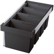 Выдвижная мусорная система Blanco FLEXON II 90/4 521475