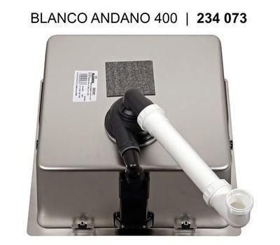 Мойка BLANCO ANDANO 400-IF Infino    522957