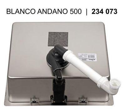 Мойка BLANCO ANDANO 500-IF   522965