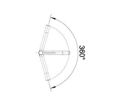 Смеситель BLANCO ALTA Compact (хром) 515120