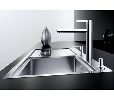 Смеситель BLANCO LINEE (сталь с матовой полировкой) 517596