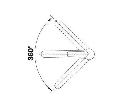 Смеситель BLANCO NEA  (хром) 519402