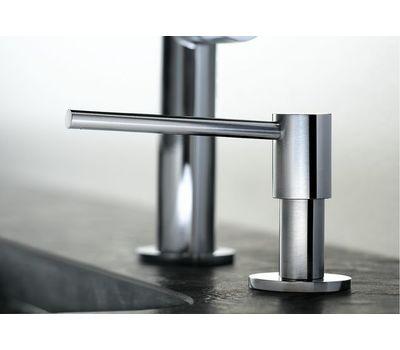 Дозатор BLANCO PIONA (сталь с зеркальной полировкой)