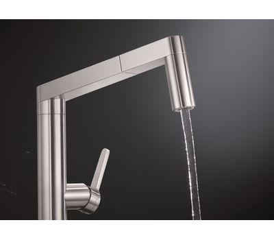 Смеситель Blanco Panera-S нержавеющая сталь  арт. 521547