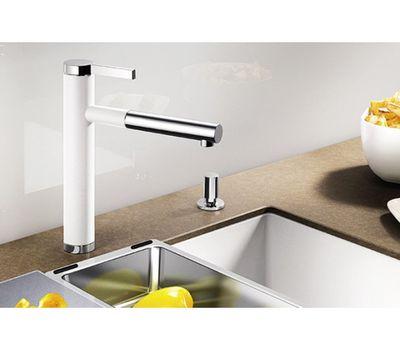 Ручка клапана-автомата BLANCO PIONA (сталь с зеркальной полировкой) 222115  арт. 222115