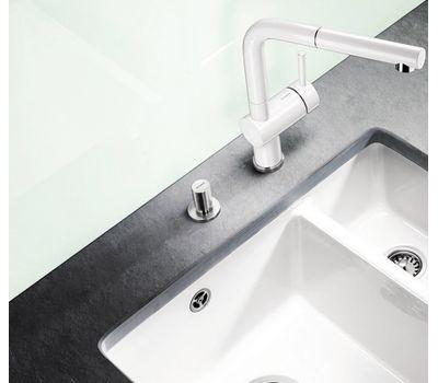 Ручка клапана-автомата BLANCO PIONA (сталь с матовой полировкой) 222118