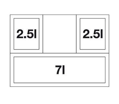 Система хранения Blanco Select Orga 518727  арт. 518727