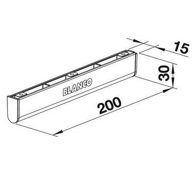 Элемент автоматического открывания дверцы BLANCO MOVEX 519357